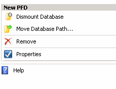 How To Restore Public Folder Database From  edb File