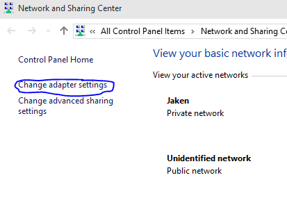 PPTP VPN Blocks Internet Connection on Windows 10 - HERESJAKEN