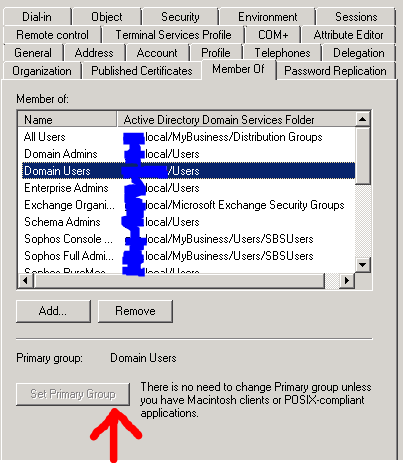 how to set a administrator user