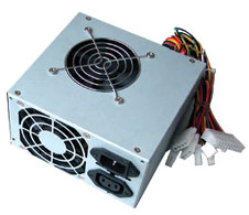 Power supply for building your pc